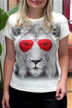 T-shirt Leão