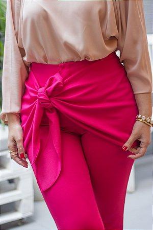 Calça Laço Pink
