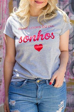 T-Shirt Sonhos