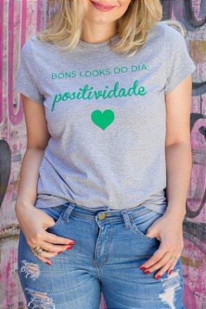 T-Shirt Positividade