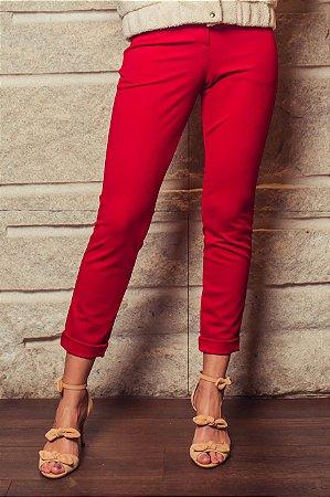 Calça Daniela Vermelha