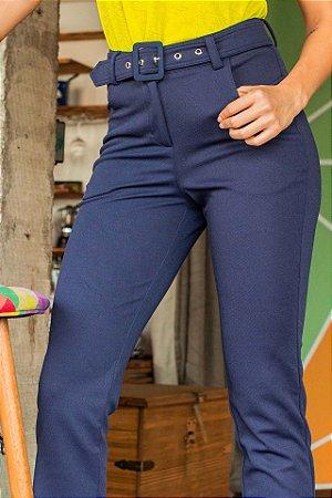 Calça Daniela Azul Marinho