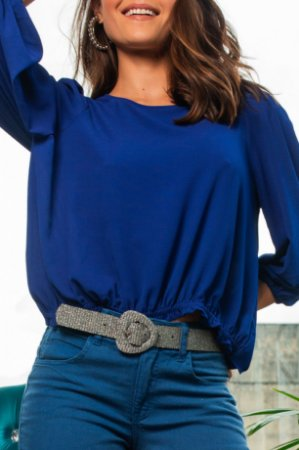 Blusa Larissa Royal