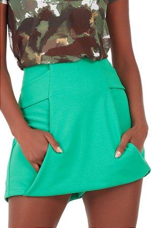 Shorts Saia Louise Verde