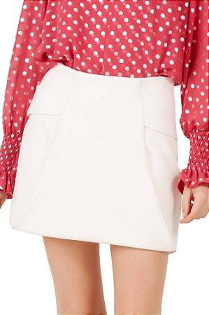 Shorts Saia Louise Branco