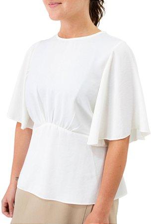 Blusa Pérola Off White