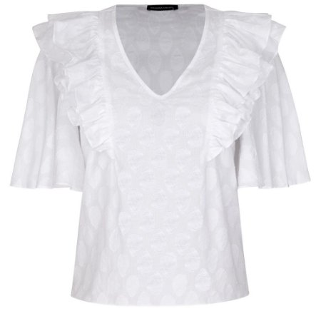 Blusa Milena Branco