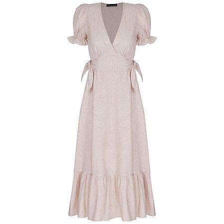 Vestido Mia Linho