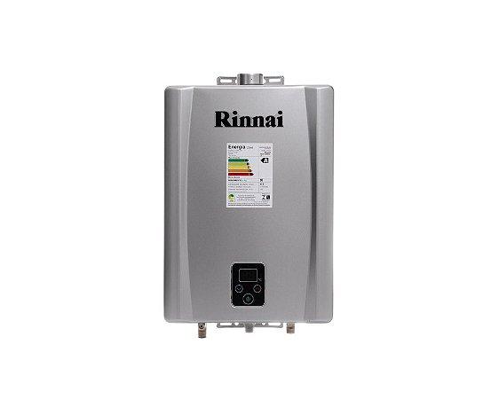 Aquecedor a Gás Rinnai REU-E171FEHGGN - 17 litros
