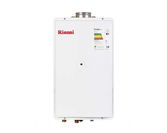 Aquecedor a Gás Rinnai REU-2402FEC1GN - 32,5 litros