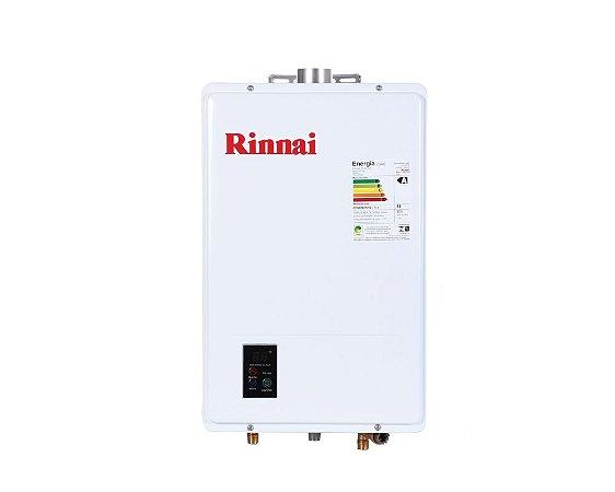 Aquecedor a Gás Rinnai REU-1602FEHGLP - 22,5 litros