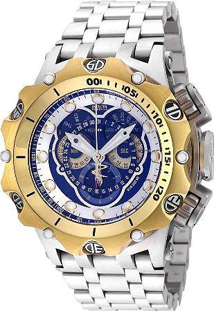 Relógio Invicta Venom Hybrid 16808 Aço Inoxidável Suiço 51mm Cronografo