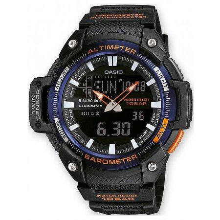 Relógio Casio G-Shock SGW-450H-2B Resina Masculino Digital / Analógico W/R 100m