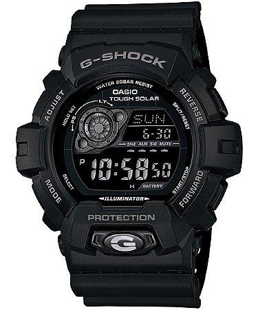 Relógio Casio G-Shock GR-8900A-1 Resina Preto Masculino Digital