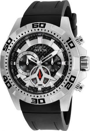 Relógio Invicta Aviator 21735 Aço Inoxidável VD54 Cronografo