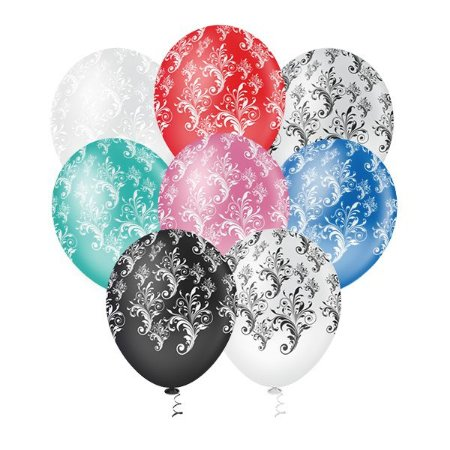 Balões de Arabesco