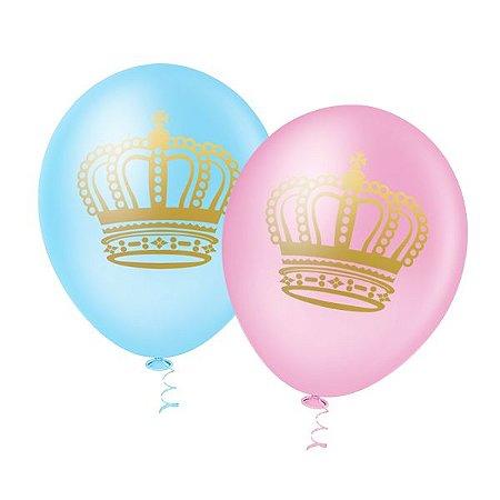 Balões de Coroa