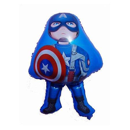 Balão Capitão América