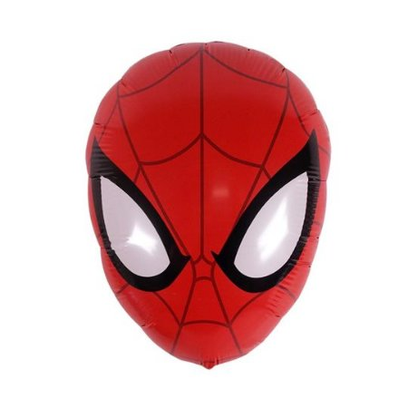Balão Homem Aranha Cabeça