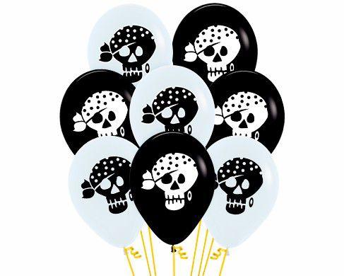 Balões de Caveira