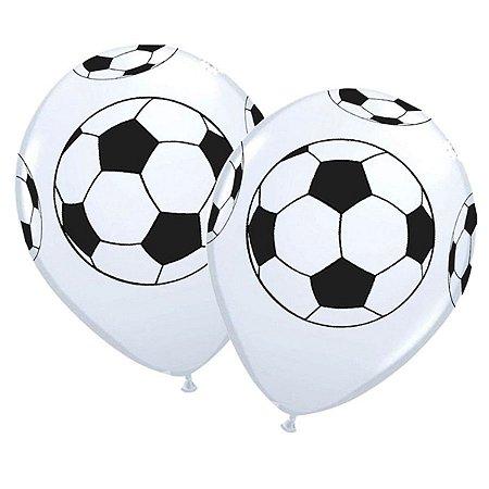 Balões de Futebol