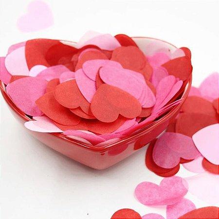 Confetes de Coração
