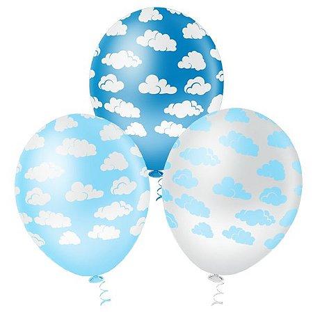 Balões de Nuvem