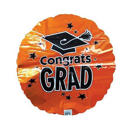 Balão Congrats Grad