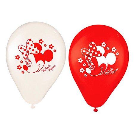 Balões Minnie
