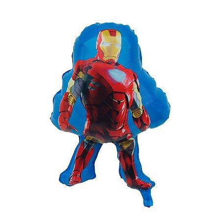 Balão Homem de Ferro Corpo
