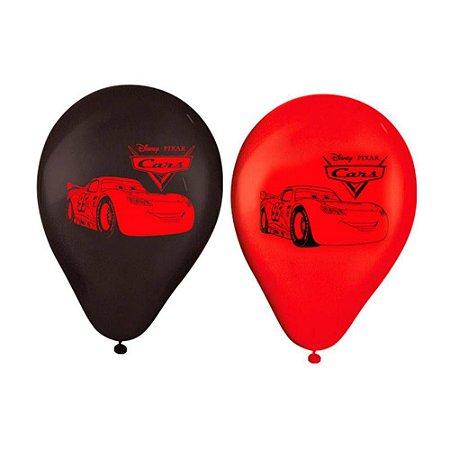 Balões Carros