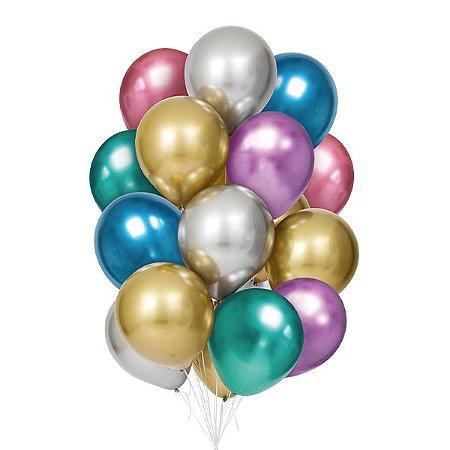Balões Platino