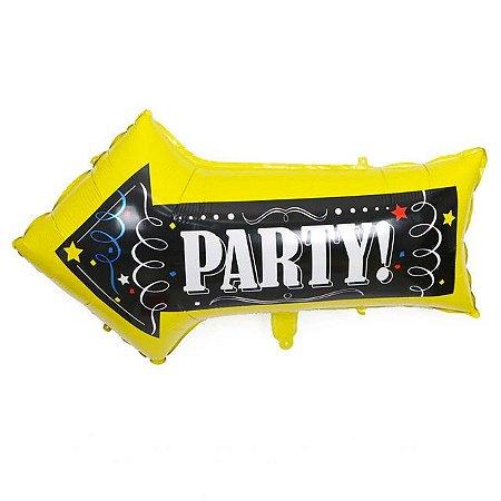 Balão Seta Party