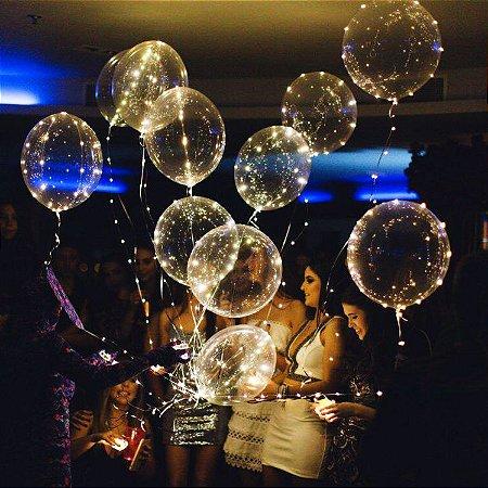 Balões de Led (Kit Bubble + Led)