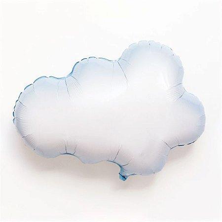 Balão Metalizado Nuvem