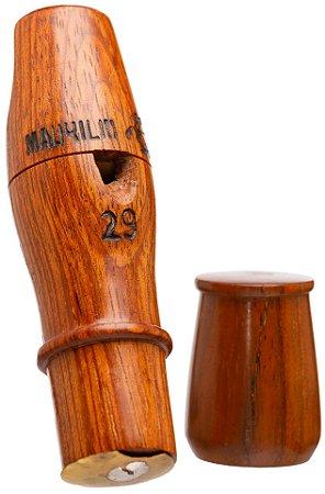 Pio 29 em Madeira Jatobá - Ave Chororocadeira de Macuco (Com palheta vibratória)