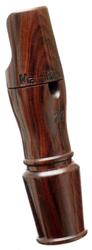 Pio 29 em Madeira Exótica de Reaproveitamento - Ave Chororocadeira de Macuco (Com palheta vibratória)