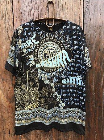 Camiseta Indiana Masculina Krishina