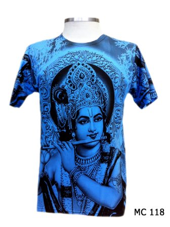 Camiseta Indiana Masculina Vishnu