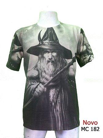Camiseta Indiana Masculina Mago
