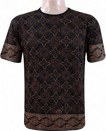Camiseta Indiana Unissex Star Preta