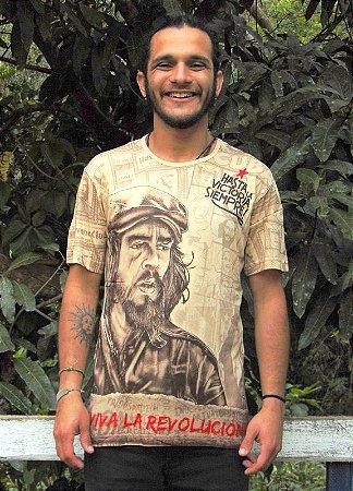 Camiseta Indiana Unissex Che Guevara