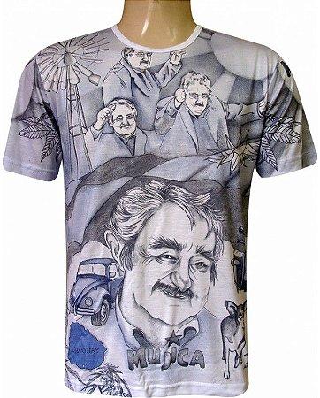 Camiseta Indiana Unissex Pepe Mujica
