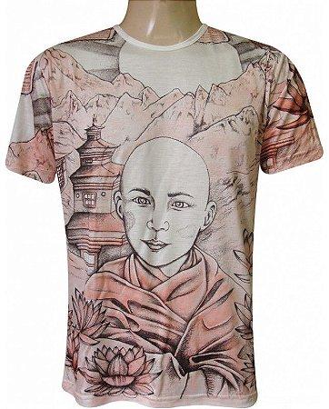 Camiseta Indiana Unissex Tibet