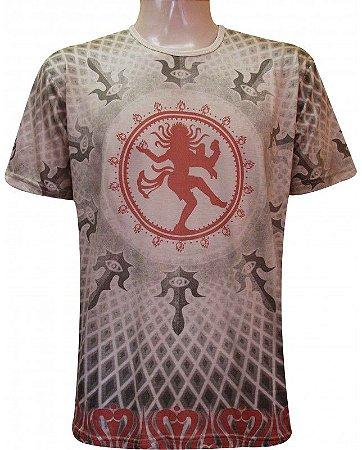 Camiseta Indiana Unissex Shiva Nataraja