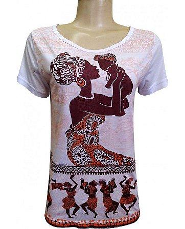 T-shirt Indiana Feminina Dançarinos