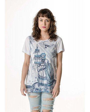 T-shirt Indiana Feminina Oxalá