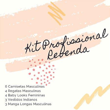Kit Profissional Revenda 20 peças