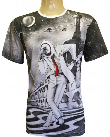 Camiseta Indiana Unissex Zé Pelintra