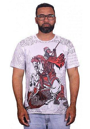 Camiseta Indiana Unissex Salve Jorge
